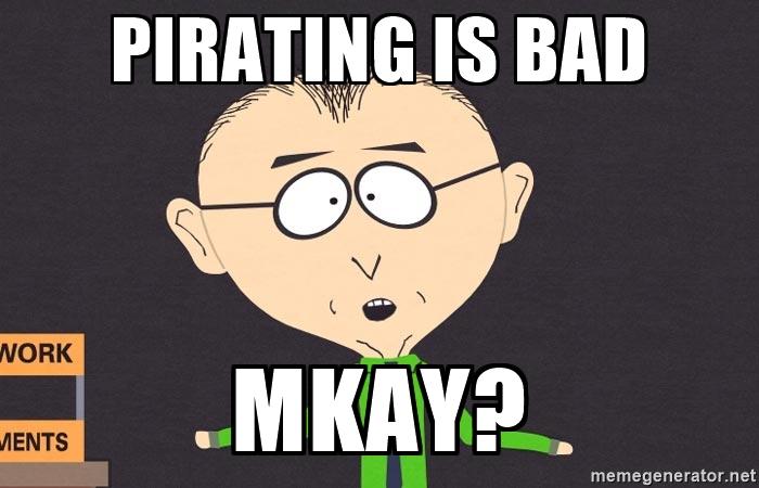 mkay?