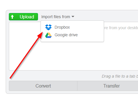 convert dropbox file Tutorial: How to Convert Your Dropbox Documents