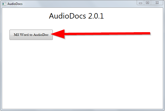 convert microsoft word to audio Audiodocs – an open source tool for converting Word documents into audio files