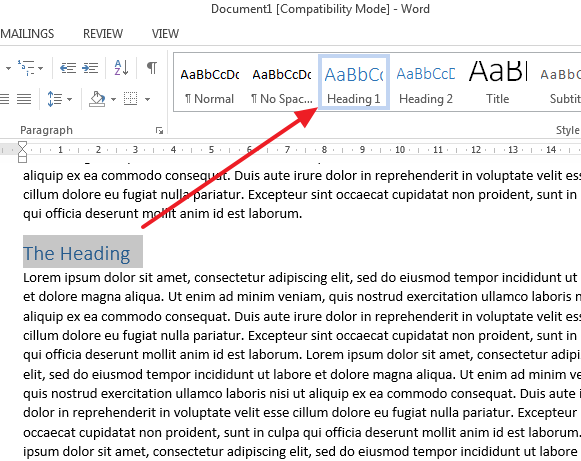 how to create pdf from word with bookmarks