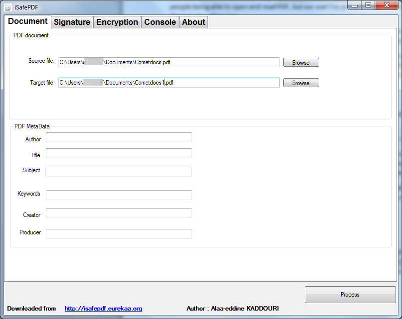 encrypt pdf document. How to Protect Your PDF File from Printing and Converting