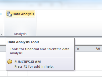 excel toosl for financial and scientific analysis How to Start with Statistical Analysis in Excel 2013?