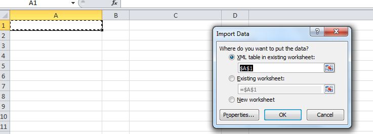 import xml into excel How to Convert XML to Excel?