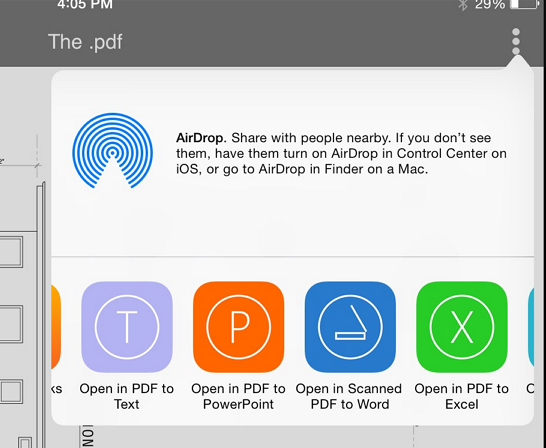 ipad iphone convert scanned documents Perform OCR on Scanned Documents on iPad or iPhone