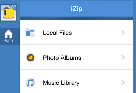 izip files Best Apps to Unzip Files on iPad and iPhone