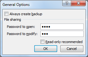 password to open excel or password to modify The Best 3 Ways to Protect Excel Sheets