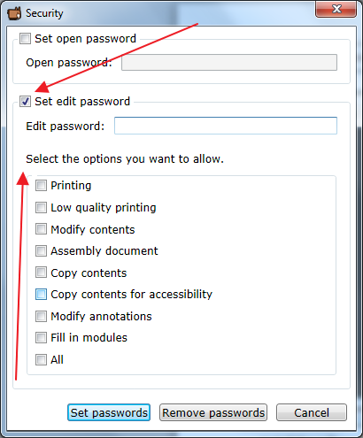 prevent copy printing modifying content in pdf How to Protect Your PDF File from Printing and Converting