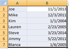 sort data by date How To Sort Data By Date in Excel