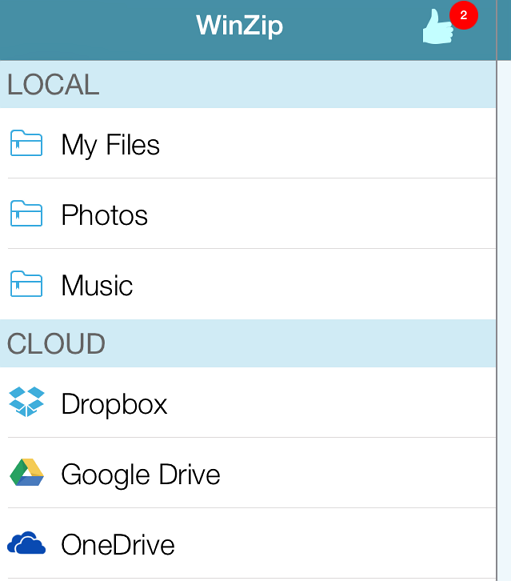winzip for ipad Best Apps to Unzip Files on iPad and iPhone